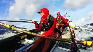 La tripulación sin timonel en el Pacífico