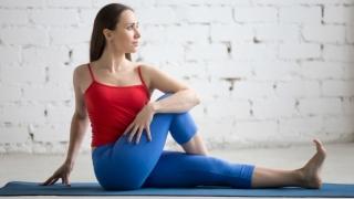 Posturas de yoga para intentar ahora mismo
